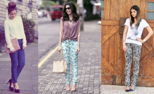 "Fancy Pants are ""wear"" it's at for spring ;)"