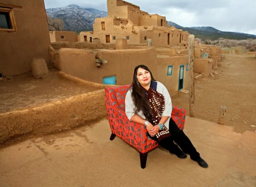 fashion designer patricia michaels featured in tao, new mexico blog