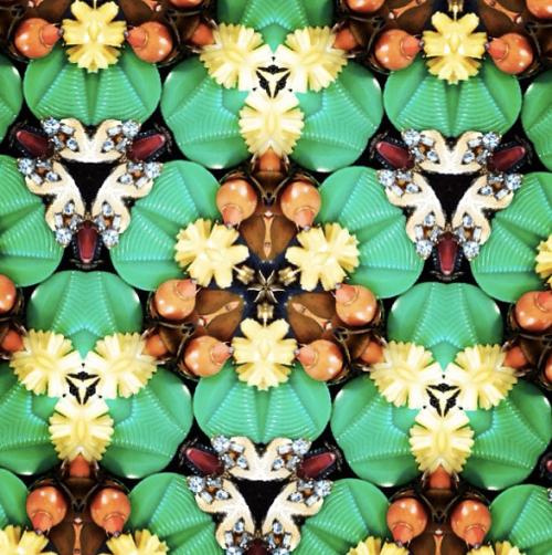 kaleidoscope image Allie Ollie Fall 2013 Mood Board Inspiration