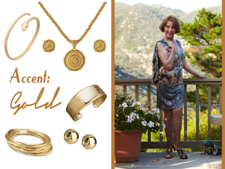 Collage of accessories to pair with Allie Ollie Fall Romance Collection Fall 2013