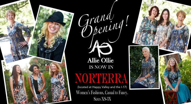 Allie Ollie opens in Norterra Shopping Center
