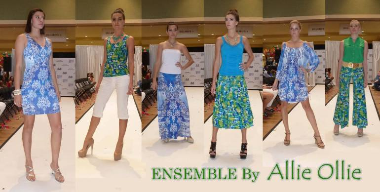 Allie Ollie Boutiques Launch Ensemble Private Label